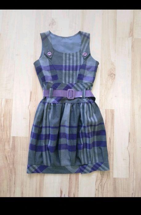 Sukienka szkolna dla dziewczynki Kraków - image 1