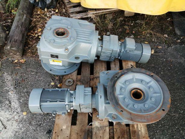 Motoreduktor 2,2 kW 3,2 obr nowe