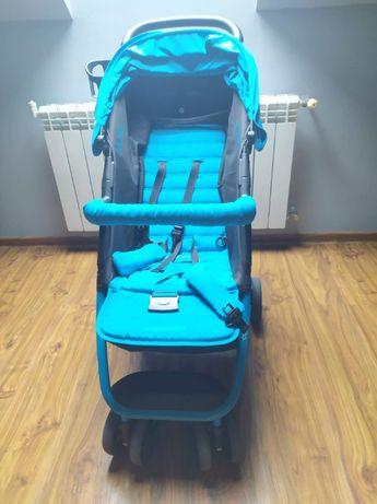 Sprzedam wózek spacerowy baby design click