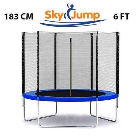 Розпродаж! Батут Sky Jump 183 см з сіткою. Львів