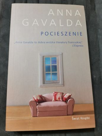 Anna Gavalda-Pocieszenie