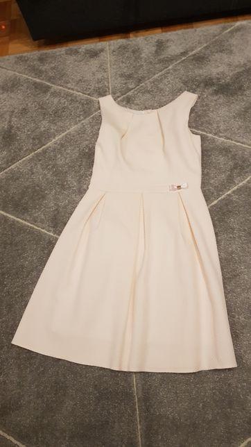 Sukienka śliczna rozmiar 36 wesele chrzciny ślub