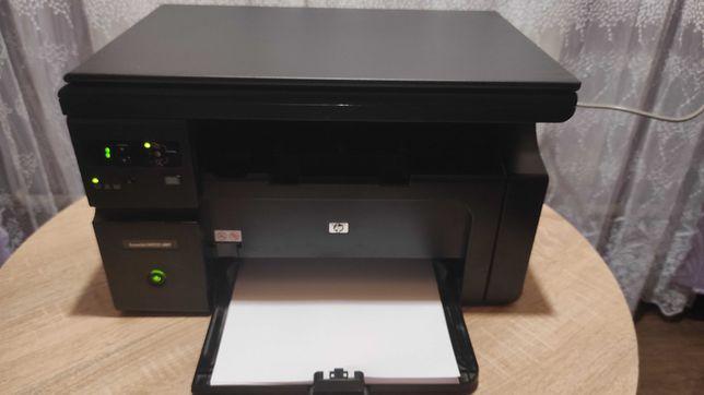 Принтер МФУ HP LaserJet M1132