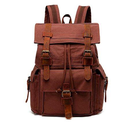 Брезентовий рюкзак Augur з USB та відділенням для ноутбуку