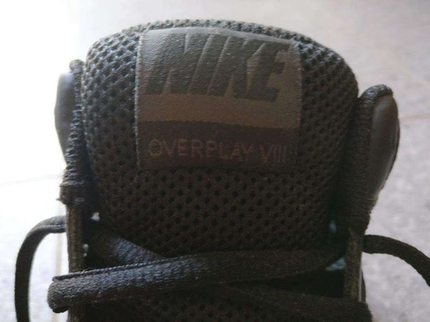 Tenis Basketebol Nike Overplay 8
