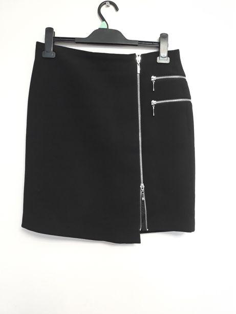 Spódnica czarna 38 reserved