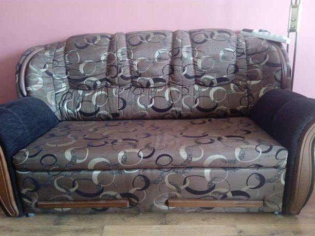 Elegancka sofa i 2 fotele. Tanio!