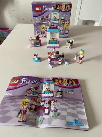 LEGO FRIENDS 41308 Ciastka Przyjaźni Stephanie, Cena Super Stan, instr