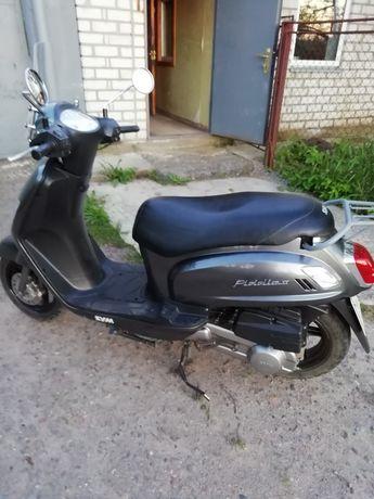 Продам скутер SYM fiddle II 150cc