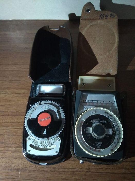 Фотоэкспонометр для фотоаппарата СССР Краматорск - изображение 1