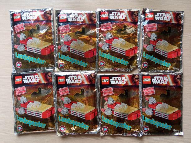 Lego star wars polybag Luke Skywalker Лего звёздные войны полибег