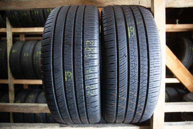 Шини літо 285/40R22 Pirelli Scorpion Zero A/S 2шт хороший стан 19рік