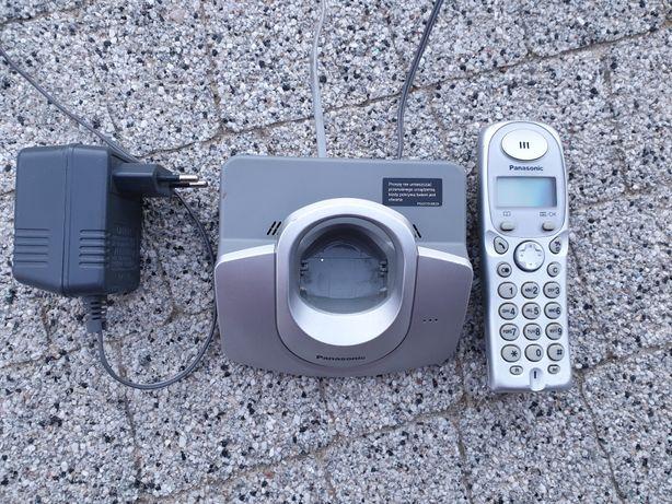 Telefon bezprzewodowy PANASONIC KX-TG1100PD KX-TGA110EX