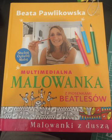 Beata Pawlikowska Malowanka z piosenkami Beatlesów