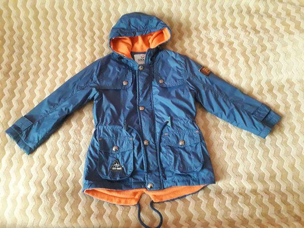 Куртка для хлопчика розмір 104