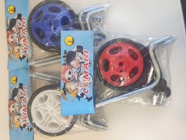 Допоміжні колеса дополнительные колеса страховочные колеса