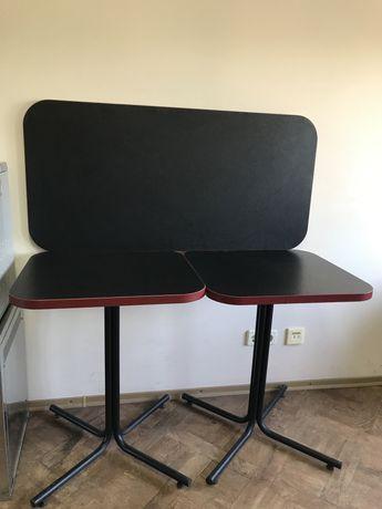 Стол 60*60 два в наличии /столешница 60*120