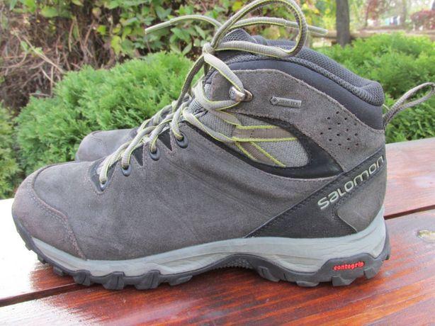 Трекинговые ботинки Salomon 41,5 размер