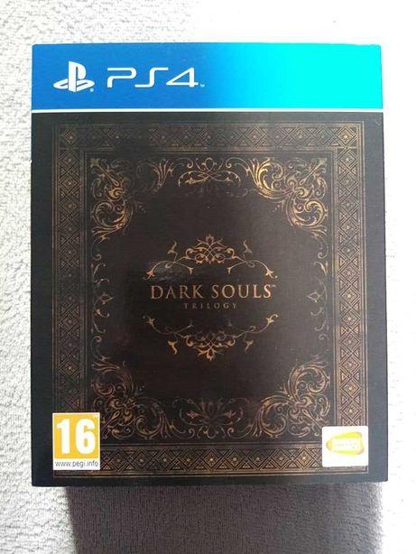 Dark souls trilogy ps4 playstation 4 pro gra dark souls 1 2 3 okazja