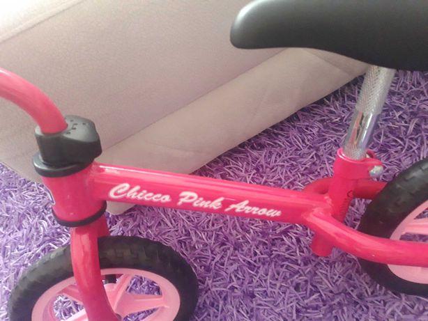 Bicicleta nova sem pedais Chico