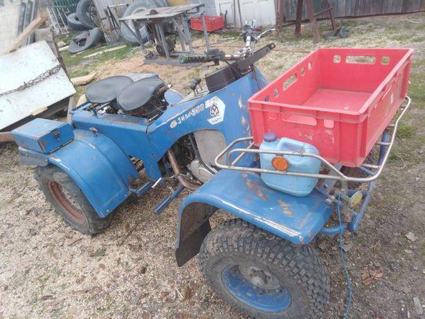 Продам Зім350 міні трактор