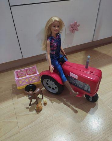 Zestaw Barbie+ lalka