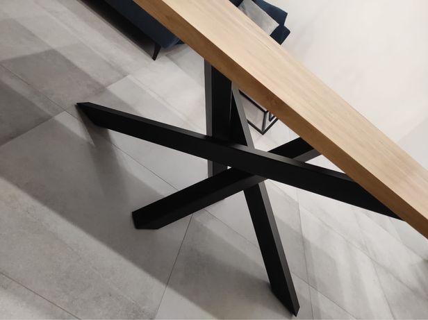 Nogi do stołu, nogi pająk, nogi loft, stelaż pająk, nogi metalowe loft