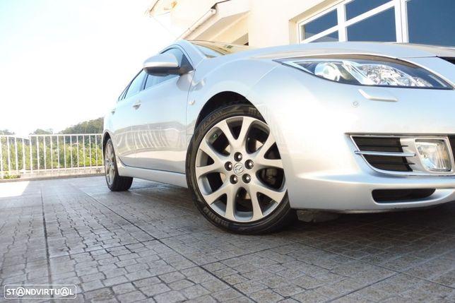 Mazda 6 MZR-CD 2.0 Sport+Navi