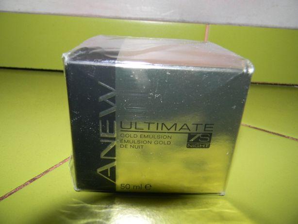 крем Avon Ultimate Anew Gold emulsion 50 мл. новый обмен