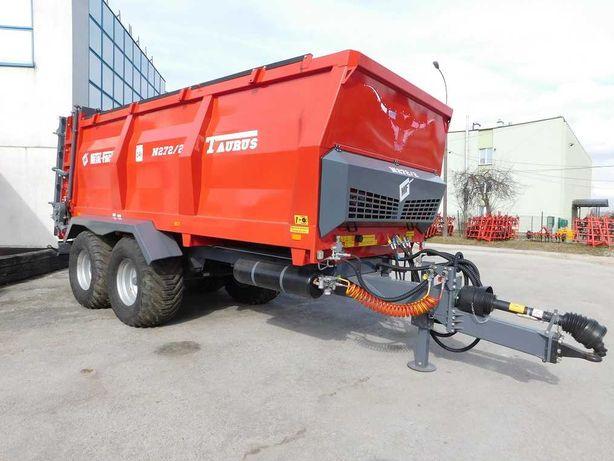 Metal Fach Rozrzutnik Obornika  TAURUS 12t VIKING 14 ton Tandem kredyt