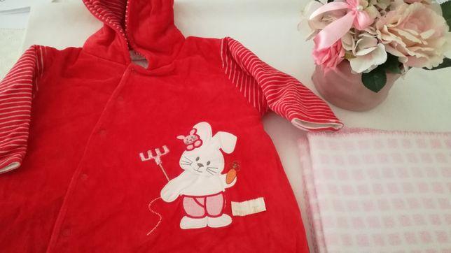 OPORTUNIDADE - Saco bebé com mangas + OFERTA
