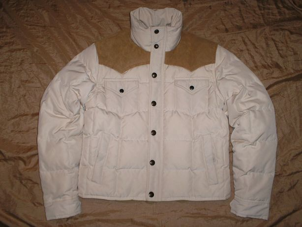 Куртка пуховик для девушки Ralph Lauren