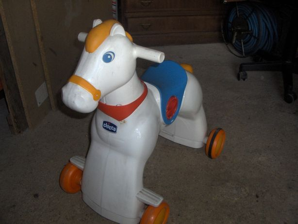 Vendo cavalo da Chicco