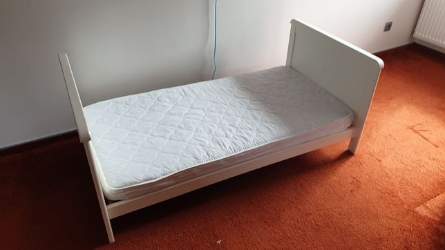 Łóżeczko dzieciece 3w1 tapczanik 70x140