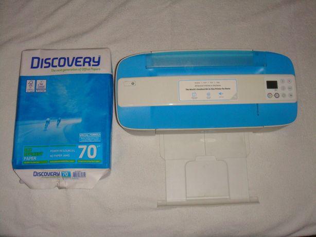 Impressora Multifunções HP DeskJet 3720,Com tinteiro de cor oferta