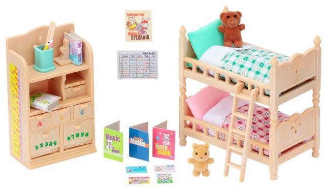 Sylvanian Families Детская спальня 4254 Дитяча спальня Epoch