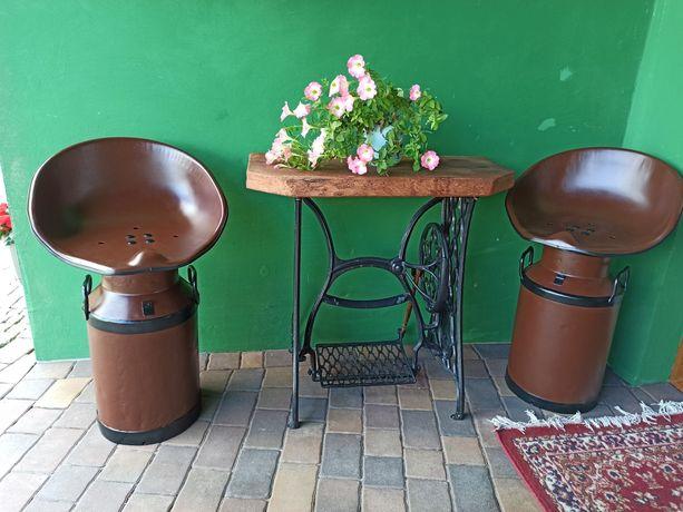 Siedzenie, krzesło ogrodowe do altany, garażu, baru, na taras, balkon