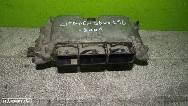 PEÇAS AUTO - VÁRIAS - Citroen Saxo - Centralina do Motor - CT20
