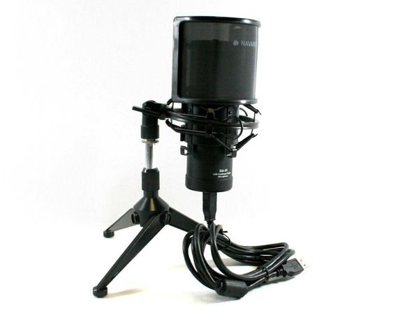 Mikrofon pojemnościowy NAVARIS SM-01
