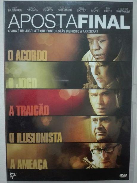 Filme DVD Aposta Final