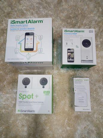 Sistema Alarme Casa (Ismart)