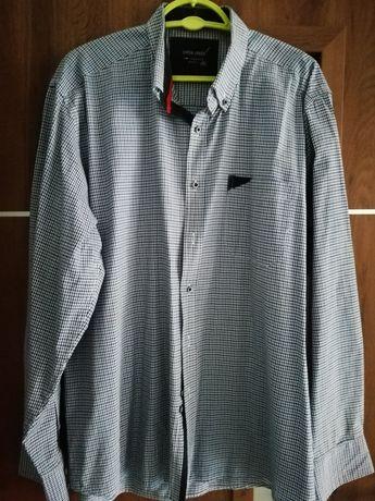 Koszula męska, długi rękaw, XL