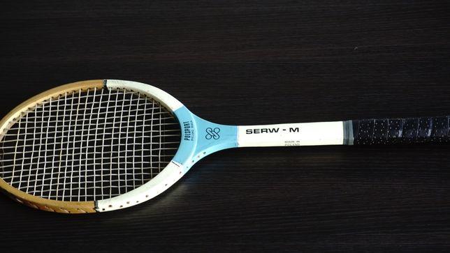 Kolekcjonerska rakieta tenisowa Polsport GEM O2