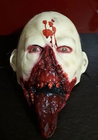 Máscara Cientista diabólico-Halloween - Carnaval