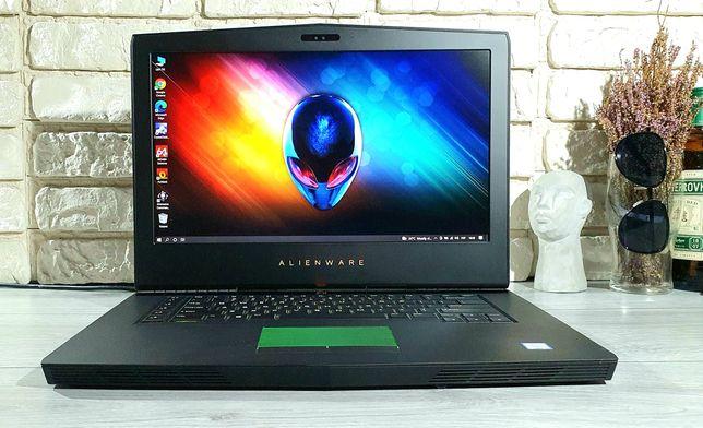 Alienware R3 # 15.6 120Hz # i7-7820HK # 16RAM # GTX 1070 8Gb # SSD+HDD