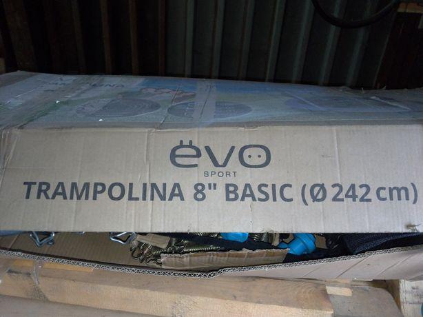 Trampolina EVO 242cm