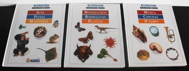 Enciclopédia Visual do Jornal de Notícias - 3 volumes