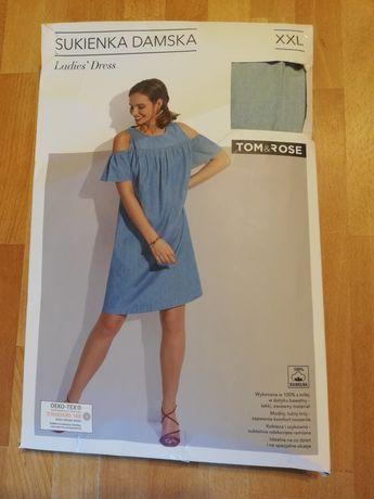 Sprzedam nową sukienkę rozmiar XXL