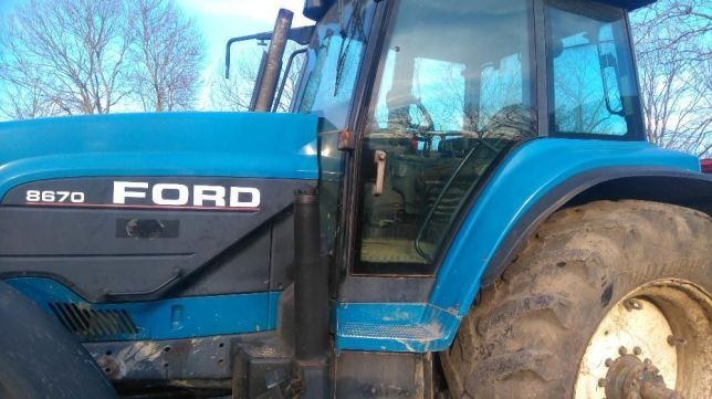 Części New Holland 8670,8760,8970,g 170 g190