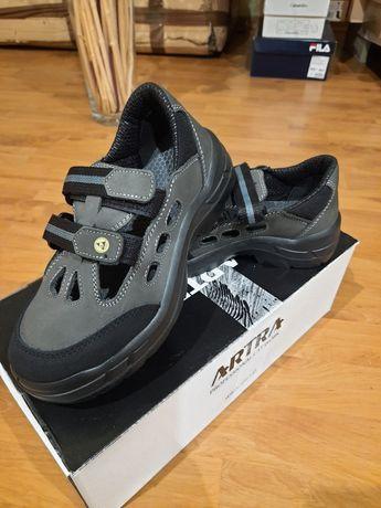 Nowe buty ochronne do pracy